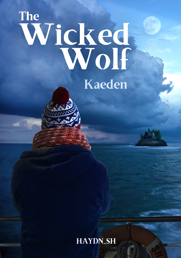 """Couverture """"The Wicked Wolf - Kaeden"""""""