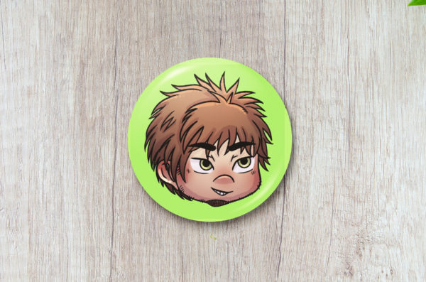 Badges Keith (30mm)